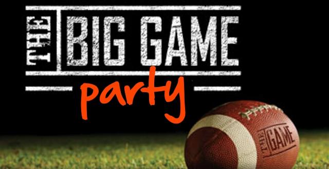 The Big Game Party Bridgestudents